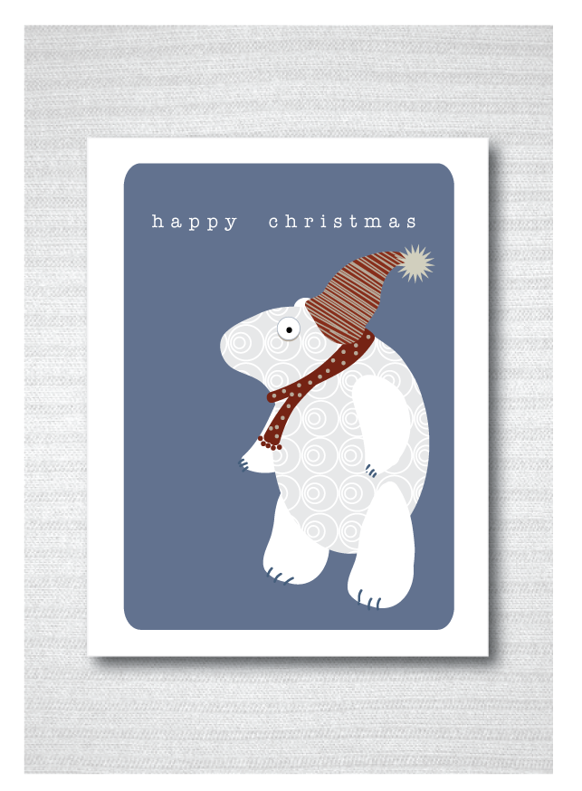 Get those Christmas cards early! | faithful Gracey